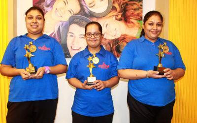 Achiever's Awards at SMAYAN'17
