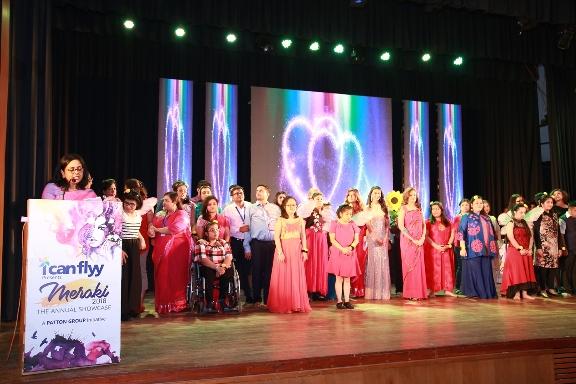 Meraki – ICF Annual Concert 2018
