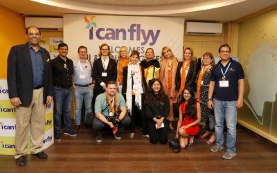FBN Delegates Visit ICanFlyy