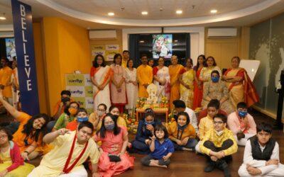 ICanFlyy Saraswati Puja Celebrations 2021