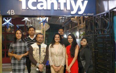 Moubani Sircar's Visit to Café ICanFlyy