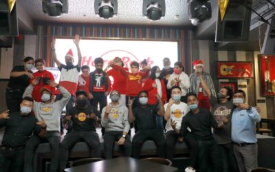 ICanFlyy Students Celebrate Christmas & New Year