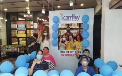 Vaccination Drive for Special Needs Students at ICanFlyy