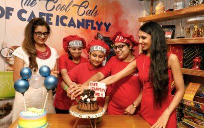 Café ICanFlyy turned 4